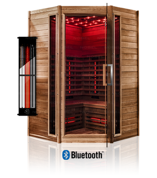 nobel sauna 39 s. Black Bedroom Furniture Sets. Home Design Ideas